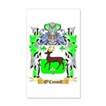 O'Connell 20x12 Wall Decal