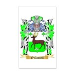 O'Connell 35x21 Wall Decal