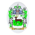 O'Connell Oval Ornament