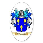 O'Connaghty Sticker (Oval)