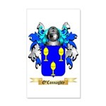 O'Connaghty 35x21 Wall Decal