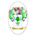 O'Concannon Sticker (Oval 10 pk)