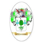 O'Concannon Sticker (Oval 50 pk)