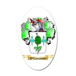 O'Concannon 20x12 Oval Wall Decal