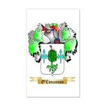 O'Concannon 35x21 Wall Decal