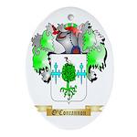 O'Concannon Oval Ornament
