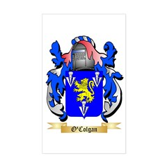 O'Colgan Sticker (Rectangle)