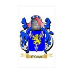 O'Colgan Sticker (Rectangle 10 pk)
