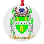 O'Coffey Round Ornament