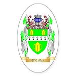 O'Coffey Sticker (Oval 10 pk)