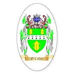 O'Coffey Sticker (Oval 50 pk)