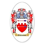 Ocklestone Sticker (Oval 50 pk)