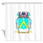 Ocker Shower Curtain