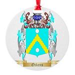 Ockens Round Ornament