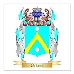 Ockens Square Car Magnet 3