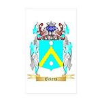 Ockens Sticker (Rectangle 10 pk)