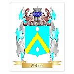 Ockens Small Poster