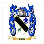 Ochoa Square Car Magnet 3
