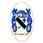 Ochoa Sticker (Oval 50 pk)