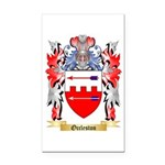 Occleston Rectangle Car Magnet