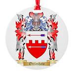 Occleshaw Round Ornament