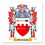 Occleshaw Square Car Magnet 3