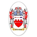 Occleshaw Sticker (Oval 10 pk)
