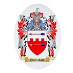Occleshaw Oval Ornament