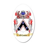 O'Cassin 20x12 Oval Wall Decal