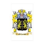 O'Carroll Sticker (Rectangle 50 pk)