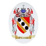 O'Cannon Oval Ornament