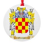 Ocampo Round Ornament