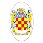 Ocampo Sticker (Oval)