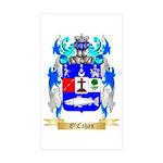 O'Cahan Sticker (Rectangle 50 pk)
