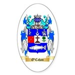 O'Cahan Sticker (Oval)