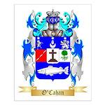 O'Cahan Small Poster