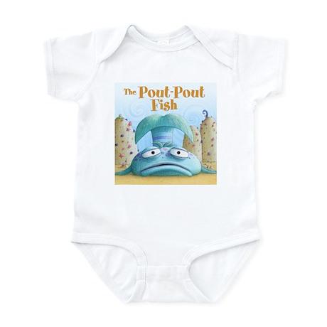 The Pout-Pout Fish Infant Bodysuit