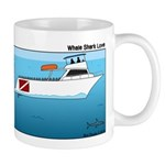 Whale Shark Love Mug