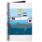 Whale Shark Love Journal