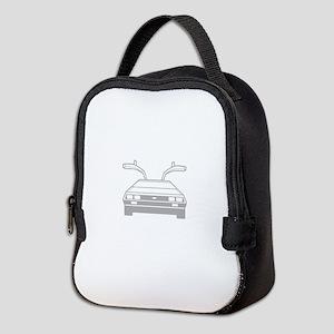 SaveADeLorean Neoprene Lunch Bag