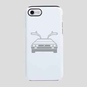 SaveADeLorean iPhone 8/7 Tough Case