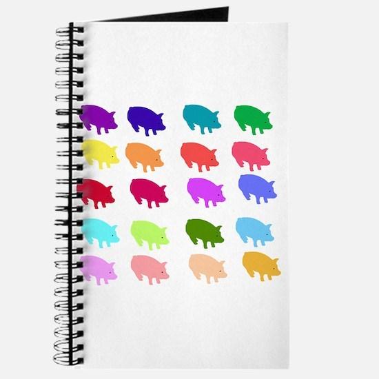 Rainbow Pigs Journal