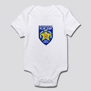Kentucky Flip Cup State Champ Infant Bodysuit