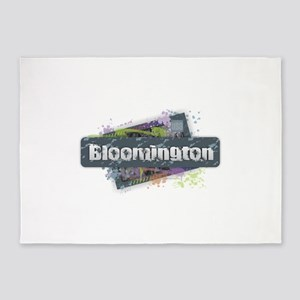 Bloomington Design 5'x7'Area Rug