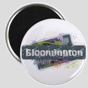 Bloomington Design Magnets
