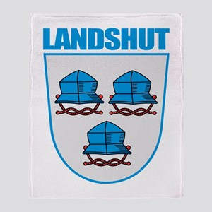 Landshut Throw Blanket