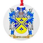 O'Brohan Round Ornament