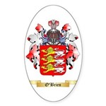 O'Brien Sticker (Oval)