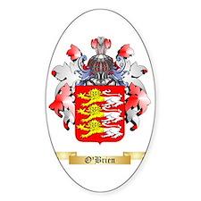 O'Brien Sticker (Oval)