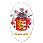 O'Brien Sticker (Oval 50 pk)